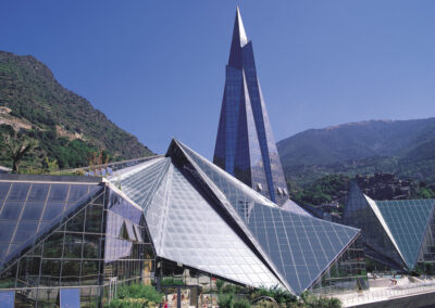 Hotel Balnerario de Caldea (Andorra)