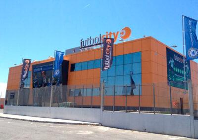 Complejo deportivo Futbol City – Five  (Valencia)