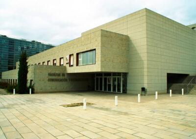 """Universidad de Murcia. Campus de """"El Espinardo"""" (Murcia)"""