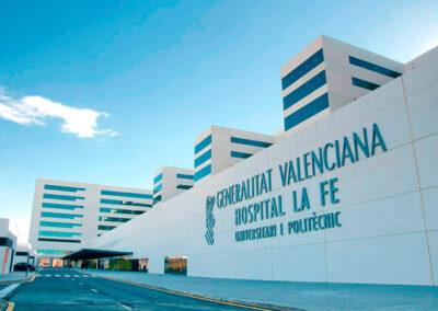 Hospital de la Nueva Fe (Valencia)