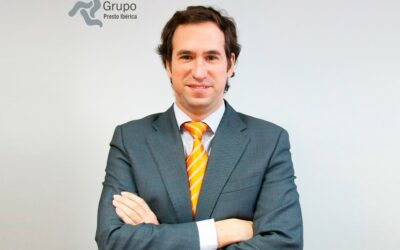 PRESTO posiciona a Gustavo Diez en la nueva Dirección Comercial del Grupo